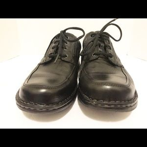CLARKS Un Bend Unstructured Lace Up Mens Shoes 10M